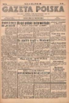 Gazeta Polska: codzienne pismo polsko-katolickie dla wszystkich stanów 1936.07.11 R.40 Nr160