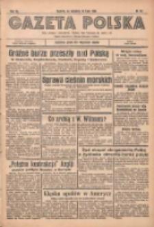 Gazeta Polska: codzienne pismo polsko-katolickie dla wszystkich stanów 1936.07.12 R.40 Nr161