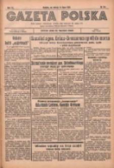 Gazeta Polska: codzienne pismo polsko-katolickie dla wszystkich stanów 1936.07.18 R.40 Nr166