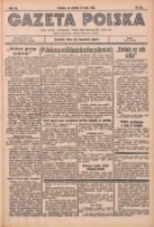 Gazeta Polska: codzienne pismo polsko-katolickie dla wszystkich stanów 1936.07.21 R.40 Nr168