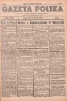 Gazeta Polska: codzienne pismo polsko-katolickie dla wszystkich stanów 1936.07.23 R.40 Nr170