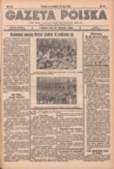 Gazeta Polska: codzienne pismo polsko-katolickie dla wszystkich stanów 1936.07.26 R.40 Nr173