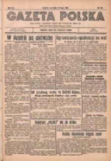 Gazeta Polska: codzienne pismo polsko-katolickie dla wszystkich stanów 1936.07.15 R.40 Nr163