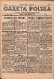 Gazeta Polska: codzienne pismo polsko-katolickie dla wszystkich stanów 1936.08.04 R.40 Nr180