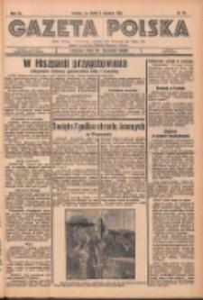 Gazeta Polska: codzienne pismo polsko-katolickie dla wszystkich stanów 1936.08.05 R.40 Nr181