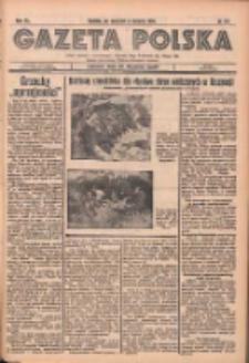 Gazeta Polska: codzienne pismo polsko-katolickie dla wszystkich stanów 1936.08.06 R.40 Nr182