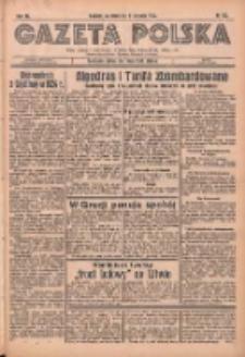 Gazeta Polska: codzienne pismo polsko-katolickie dla wszystkich stanów 1936.08.09 R.40 Nr185