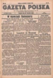 Gazeta Polska: codzienne pismo polsko-katolickie dla wszystkich stanów 1936.08.13 R.40 Nr188