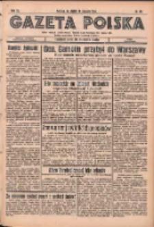 Gazeta Polska: codzienne pismo polsko-katolickie dla wszystkich stanów 1936.08.14 R.40 Nr189