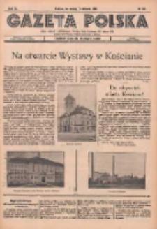 Gazeta Polska: codzienne pismo polsko-katolickie dla wszystkich stanów 1936.08.15 R.40 Nr190