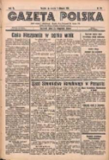 Gazeta Polska: codzienne pismo polsko-katolickie dla wszystkich stanów 1936.08.18 R.40 Nr191