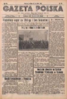 Gazeta Polska: codzienne pismo polsko-katolickie dla wszystkich stanów 1936.08.19 R.40 Nr192