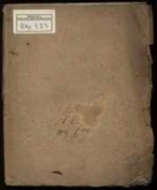 Zjawienie Emilki na pełni kwadry II lunacyi XIII cyklu słonecznego XII