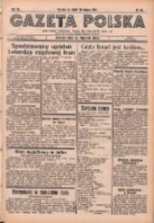 Gazeta Polska: codzienne pismo polsko-katolickie dla wszystkich stanów 1936.08.21 R.40 Nr194