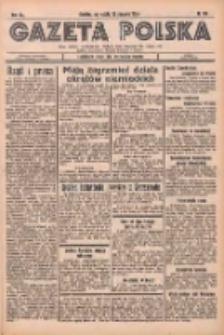 Gazeta Polska: codzienne pismo polsko-katolickie dla wszystkich stanów 1936.08.22 R.40 Nr195