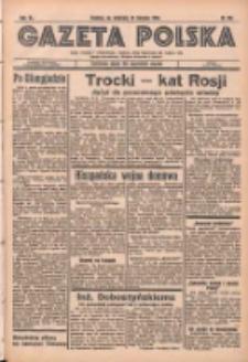 Gazeta Polska: codzienne pismo polsko-katolickie dla wszystkich stanów 1936.08.23 R.40 Nr196