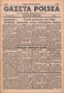 Gazeta Polska: codzienne pismo polsko-katolickie dla wszystkich stanów 1936.08.29 R.40 Nr201