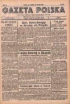 Gazeta Polska: codzienne pismo polsko-katolickie dla wszystkich stanów 1936.08.30 R.40 Nr202