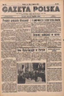 Gazeta Polska: codzienne pismo polsko-katolickie dla wszystkich stanów 1936.09.02 R.40 Nr204