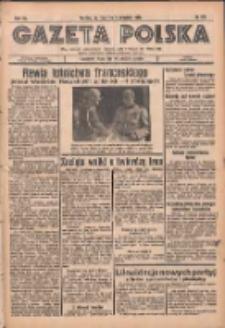 Gazeta Polska: codzienne pismo polsko-katolickie dla wszystkich stanów 1936.09.03 R.40 Nr205