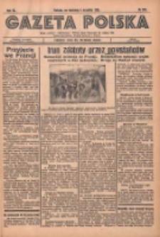 Gazeta Polska: codzienne pismo polsko-katolickie dla wszystkich stanów 1936.09.06 R.40 Nr208