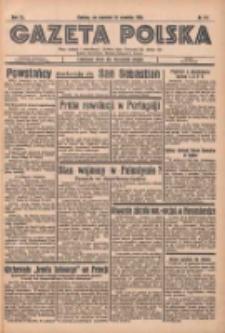 Gazeta Polska: codzienne pismo polsko-katolickie dla wszystkich stanów 1936.09.10 R.40 Nr211