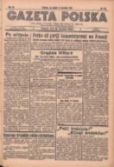 Gazeta Polska: codzienne pismo polsko-katolickie dla wszystkich stanów 1936.09.11 R.40 Nr212