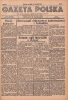 Gazeta Polska: codzienne pismo polsko-katolickie dla wszystkich stanów 1936.09.12 R.XL Nr213