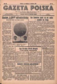 Gazeta Polska: codzienne pismo polsko-katolickie dla wszystkich stanów 1936.09.13 R.40 Nr214