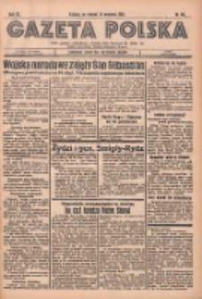 Gazeta Polska: codzienne pismo polsko-katolickie dla wszystkich stanów 1936.09.15 R.40 Nr215