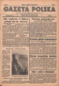 Gazeta Polska: codzienne pismo polsko-katolickie dla wszystkich stanów 1936.09.18 R.40 Nr218