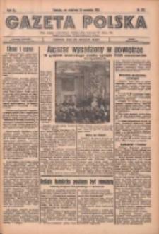 Gazeta Polska: codzienne pismo polsko-katolickie dla wszystkich stanów 1936.09.20 R.40 Nr220