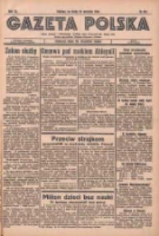 Gazeta Polska: codzienne pismo polsko-katolickie dla wszystkich stanów 1936.09.23 R.40 Nr222