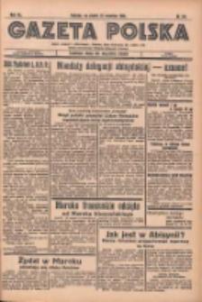 Gazeta Polska: codzienne pismo polsko-katolickie dla wszystkich stanów 1936.09.25 R.40 Nr224
