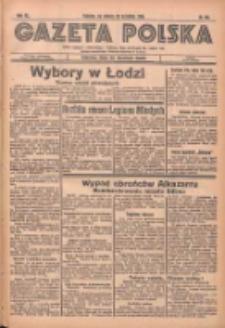 Gazeta Polska: codzienne pismo polsko-katolickie dla wszystkich stanów 1936.09.29 R.40 Nr227