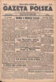 Gazeta Polska: codzienne pismo polsko-katolickie dla wszystkich stanów 1936.10.04 R.40 Nr232