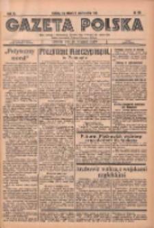 Gazeta Polska: codzienne pismo polsko-katolickie dla wszystkich stanów 1936.10.06 R.40 Nr233