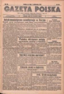 Gazeta Polska: codzienne pismo polsko-katolickie dla wszystkich stanów 1936.10.07 R.40 Nr234