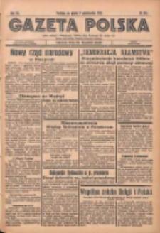 Gazeta Polska: codzienne pismo polsko-katolickie dla wszystkich stanów 1936.10.09 R.40 Nr236