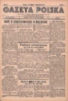 Gazeta Polska: codzienne pismo polsko-katolickie dla wszystkich stanów 1936.10.11 R.40 Nr238