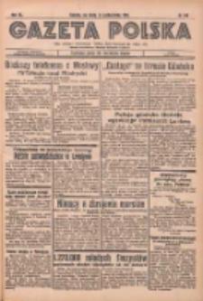 Gazeta Polska: codzienne pismo polsko-katolickie dla wszystkich stanów 1936.10.14 R.40 Nr240
