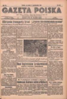 Gazeta Polska: codzienne pismo polsko-katolickie dla wszystkich stanów 1936.10.16 R.40 Nr242
