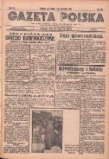 Gazeta Polska: codzienne pismo polsko-katolickie dla wszystkich stanów 1936.10.17 R.40 Nr243