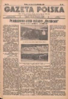 Gazeta Polska: codzienne pismo polsko-katolickie dla wszystkich stanów 1936.10.20 R.40 Nr245