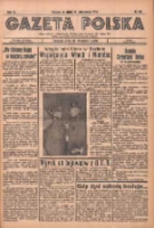 Gazeta Polska: codzienne pismo polsko-katolickie dla wszystkich stanów 1936.10.23 R.40 Nr248