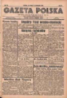 Gazeta Polska: codzienne pismo polsko-katolickie dla wszystkich stanów 1936.10.24 R.40 Nr249