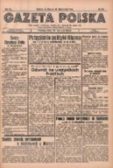 Gazeta Polska: codzienne pismo polsko-katolickie dla wszystkich stanów 1936.10.25 R.40 Nr250