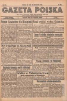 Gazeta Polska: codzienne pismo polsko-katolickie dla wszystkich stanów 1936.10.28 R.40 Nr252