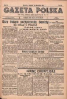 Gazeta Polska: codzienne pismo polsko-katolickie dla wszystkich stanów 1936.10.29 R.40 Nr253