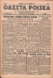 Gazeta Polska: codzienne pismo polsko-katolickie dla wszystkich stanów 1936.10.30 R.40 Nr254